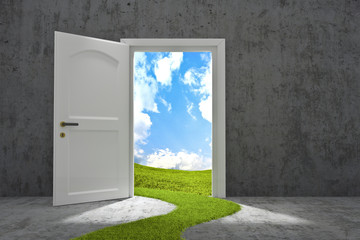 porta sul futuro ecologico
