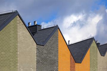 Dach budynku