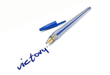 Pen victory