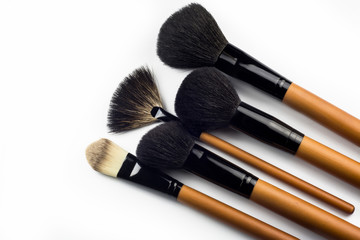 Professional make-up brush