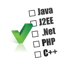 coder en JAVA, C++, php
