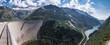 Kaprun dam - power plant in Carinthia,Austria. - 73667414
