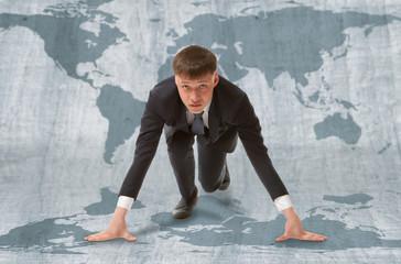 Businessman start WTO