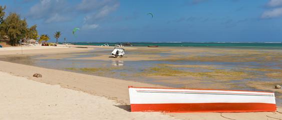 plage de Mourouk, île Rodrigues