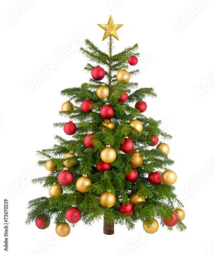 gamesageddon christbaum mit roten und goldenen kugeln lizenzfreie fotos vektoren und videos. Black Bedroom Furniture Sets. Home Design Ideas