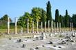 Leinwandbild Motiv Aquileia - Foro Romano
