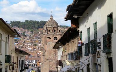 Cuzco, Eglise de la Merced, Pérou