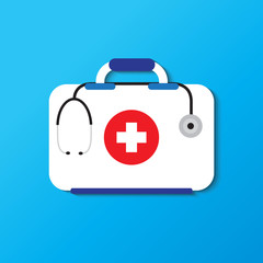first aid kit, medical kit