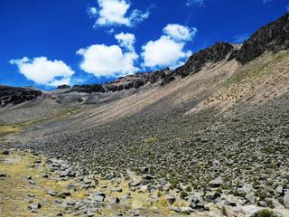 Montagne de Patapampa, Pérou