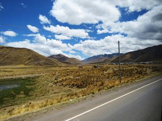 Vallée de Santa Rosa, Pérou