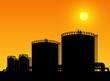 oil tank storage - 73673625