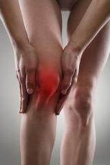 Osteoarthritis. Knee injury. Bone fracture.
