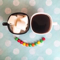 кофе на утро