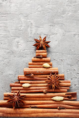 cinnamon tree