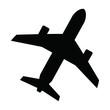 black Airplane