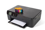Fototapety Printer, scanner, copier
