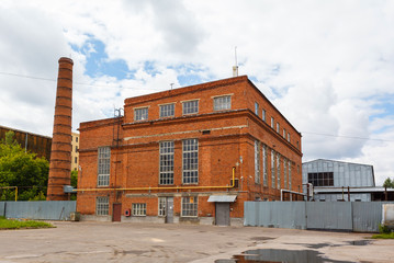 old coal fired power station