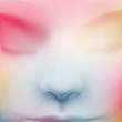 Relaxing Meditation peaceful face, inner beauty, wellness - 73679460