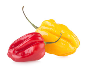 small hot peppers