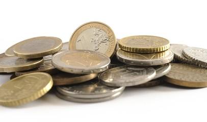 Euros coin