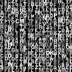 ABC random letters