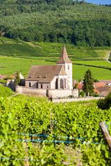 Hunawihr, Alsace, France
