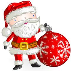 Père Noël décoration