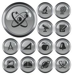 Education button set