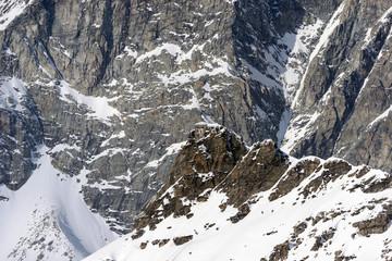Monte Furggen - 3.492 m.s.l.m
