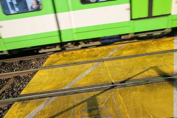 Straßenbahnverkehr