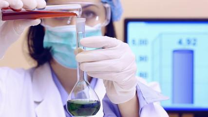 Laboratory research