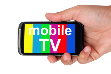 Television on the Smart Phone
