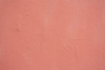 Closeup of red surface