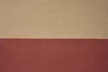 rustic plaster bicolor
