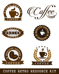 coffee retro kit