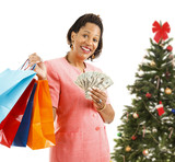 Christmas Shopping - Big Spender