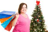 Happy Christmas Shopper