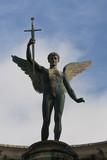 War Memorial Angel Statue