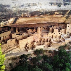 USA, Mesa Verde