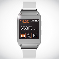 smart digital wirst watch