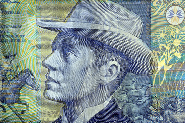 Banjo Paterson and Mary Gilmore - Australia