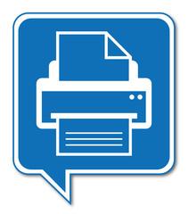 Logo imprimante.