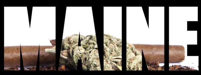 Marijuana Maine