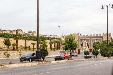 Stadspoort van Fes