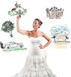 Постер, плакат: Organizing a wedding