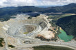 Open-pit copper mine - 73700406