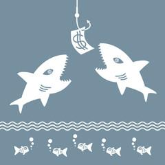 fishing bait.