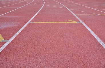 track for run