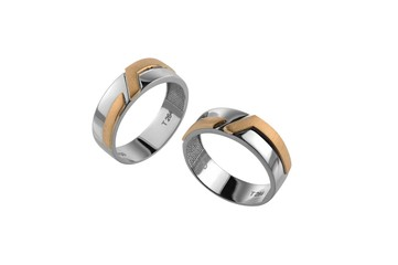Special wedding rings