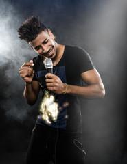 latin black singer
